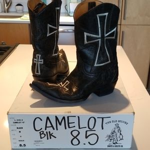 Old Gringo Camelot Boots